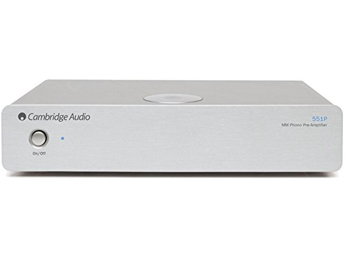 Best Buy! Cambridge – Azur 551P MM Phono Preamp (Silver)
