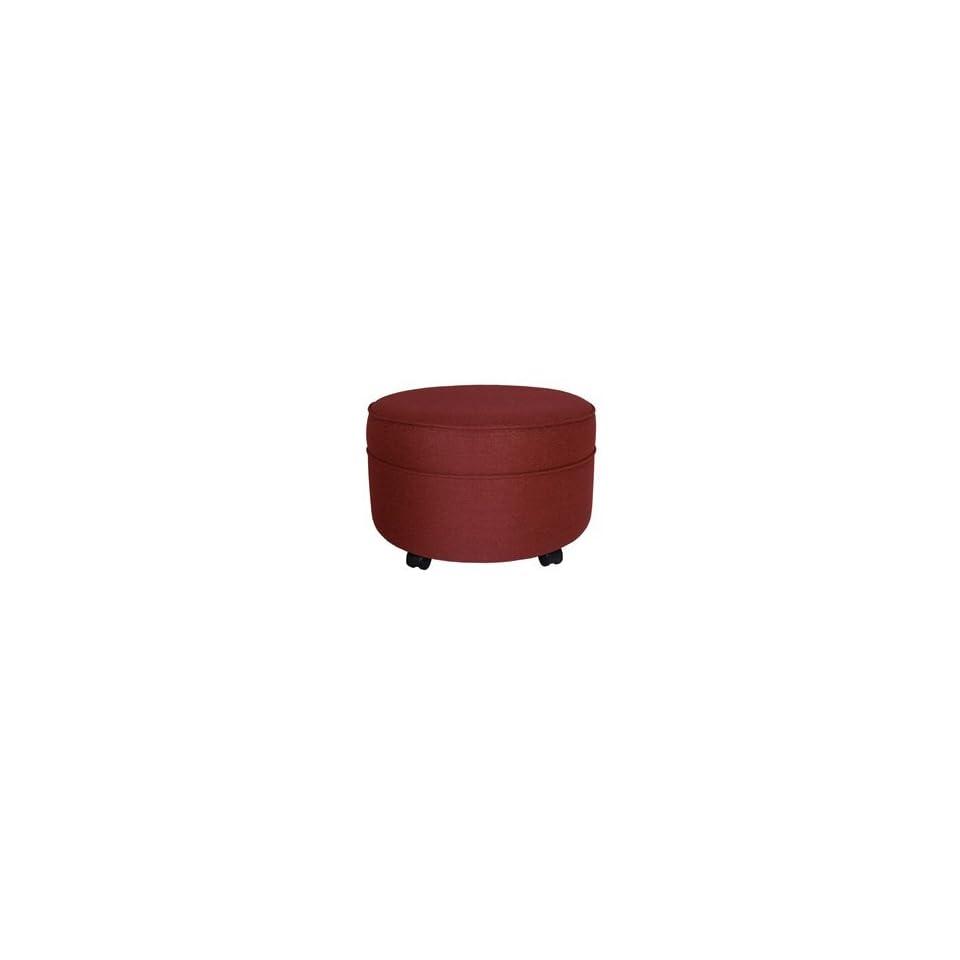 Fabulous Nw Enterprises 800R Fcran Sdwl Extra Large Round Ottoman On Uwap Interior Chair Design Uwaporg