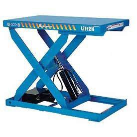 Bishamon Lift2K And Lift25K Hydraulic Lift Table - Blue