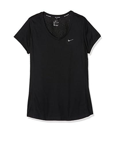 Nike Camiseta Manga Corta MILER V-NECK