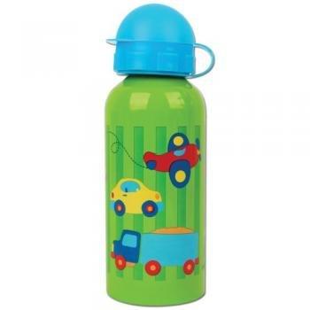 Stainless Steel Water Bottle By Stephen Joseph (Tranportation) front-905477