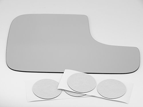 Fits 98-08 Dodge Ram 1500 2500 3500 Right Passenger Flip Up Tow Mirror Glass Lens (Mirror For Dodge Ram 2500 compare prices)