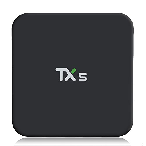 Zenoplige TX5 Android 6.0 Marshmallow Amlogic S905X Quad Core Tv Box Kodi 16.1 Pieno Carico 2G 8G 4K WIFI LAN Google Streaming Lettore Multimediale