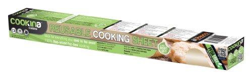 Cookina C092730 Cuisine Reusable Cooking Sheet