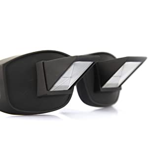 New model!Lazy Creative Periscope Horizontal Reading TV Sit View Glasses On Bed Lie Down