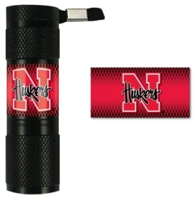 Ncaa Nebraska Cornhuskers Led Flashlight, Small