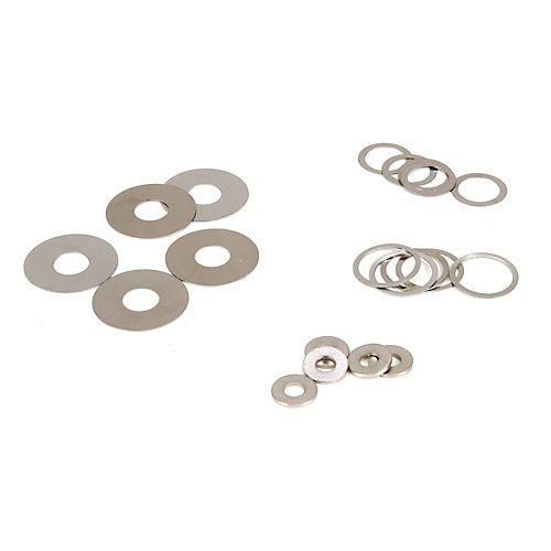 Washer/Shim, Set, (20): 1:5 4wd DB XL by Team Losi