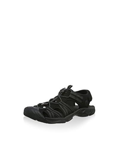 Alpine Pro Sandalo Outdoor Slaad [Nero]