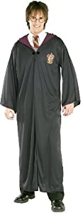 Harry Potter Robe - Adult Fancy Dress Costume