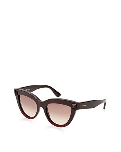 VALENTINO Sonnenbrille V712S 51 (51 mm) tiefbraun