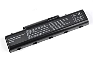 ATC 6-cell New Laptop Replacement Battery forACER Aspire 5732Z eMachine D525 D725 Gateway NV52 NV53 NV54 NV56 NV58 NV59 NV78 Series, 4400mAh