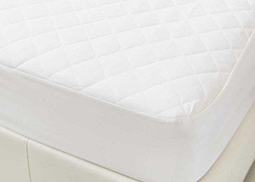 "Soft Luxurious Laminated Fabric Zipper Style Mattress Cover, Full Size 54"" X 76"" X 16"""