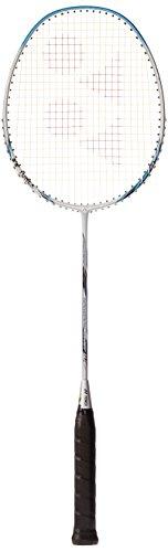 Yonex Nanoray Light 4I  5U-G4  Badminton Racquet (White/Blue)