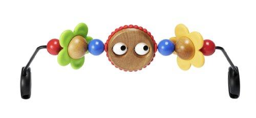 BABYBJORN Soft Toy, Wooden Googly Eyes
