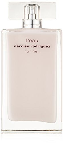 Narciso Rodriguez L'eau for Her Eau de Toilette Spray, 3.4 Ounce