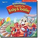 Product B0002BQR8G - Product title Reader Rabbit Playtime For Baby & Toddler