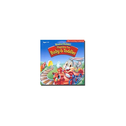 Amazon.com: Reader Rabbit Playtime For Baby & Toddler