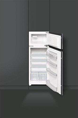 Smeg FR232P Réfrigérateur 176 L A+ Argent