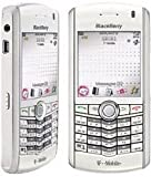 31mC1mz%2BpQL. SL160  Brand New Blackberry   Pearl   8100   Unlocked GSM Cell Phone Complete with Accessories  (White)