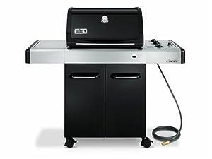 Weber 4521001 Spirit E-310 Natural Gas Grill, Black (Discontinued by Manufacturer)