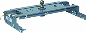 B&W Trailer Hitches 1000R No-Drill Gooseneck Hitch