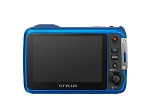Olympus V104110U000 Stylus TG-630 Digital Camera with 5x Optical Zoom and 3-Inch LCD from Olympus