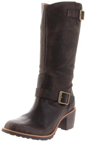 Dr Martens Women's Becca Dark Brown Pull On Boot 14083201 5 UK