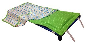 Cot Buddy Hypo-allergenic Nap Mats for Preschool and Daycare Many Colors Including Green