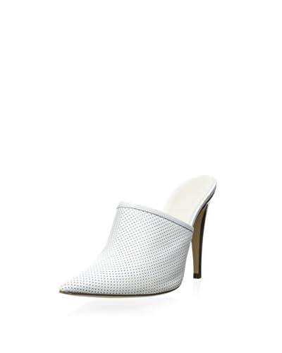 Jenni Kayne Women's Pointed Toe Mule  [White]
