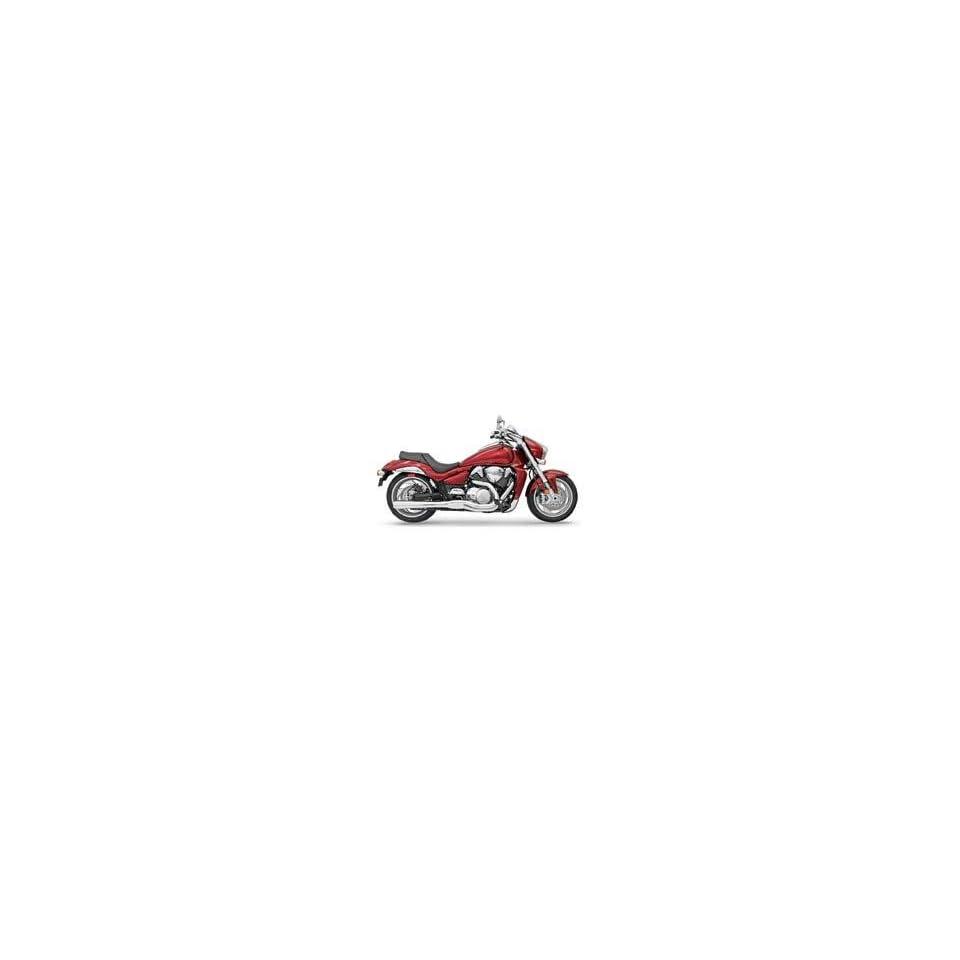 Bassani Road Rage 2 INTO 1 Chrome Exhaust Suzuki M109R