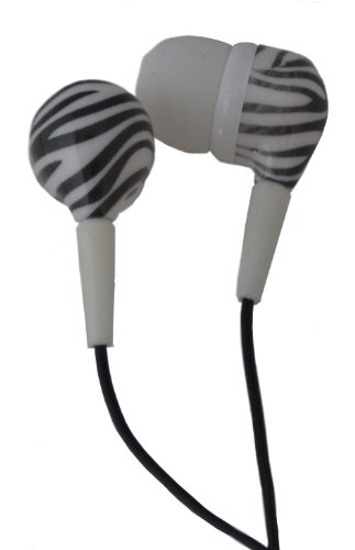 Audiology Au-160-Zb In-Ear Stereo Earphones For Mp3 Players, Ipods And Iphones (Black)