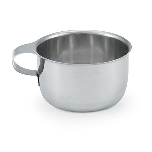 Vollrath 47555 Mirror Finish S/S 9 Oz. Drink / Soup Cup
