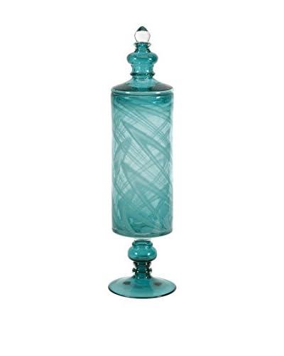 Lagos Medium Glass Canister