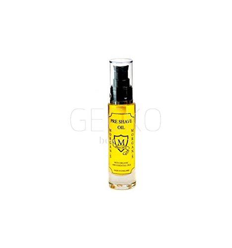 Morgan'S - Olio Pre-Rasatura 50 ml