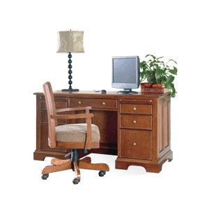 Riverside American Crossings 56 Inch Flattop Computer Desk
