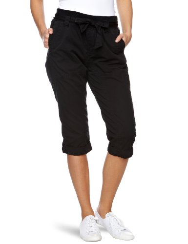 Bench Carilo Relaxed Women's Trousers Black X-Large