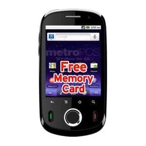Huawei M835 Prepaid Phone (MetroPCS)