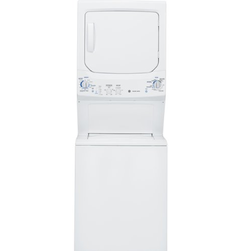 GE GTUP270EMWW Spacemaker 9.2 Cu. Ft. White Electric