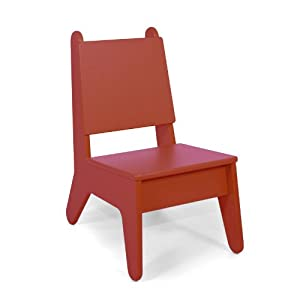 Bb02 Chair In Red by Not Neutral