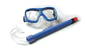 Zoggs Junior Snorkel Mask Set