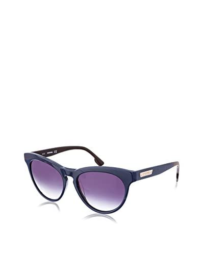 Diesel Gafas de Sol DL0150-90W (53 mm) Azul Oscuro