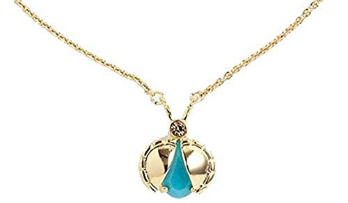 designer-kate-spade-new-york-ny-blau-und-gold-marienkafer-anhanger-halskette