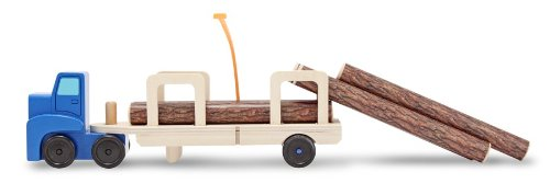 Melissa & Doug Log Carrier