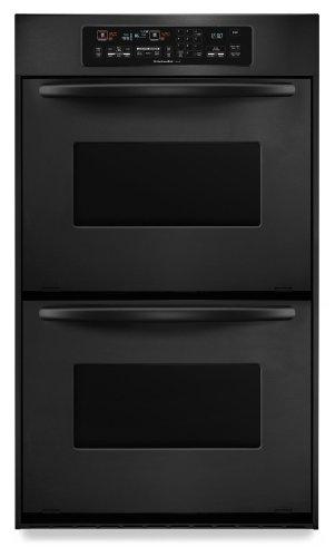 Kitchenaid Kebc247Vbl 3.1 Cu. Ft. True Convection Upper Oven Architect Series