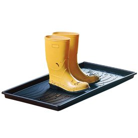 Everything boot and storage tray