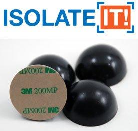 sorbothane-125-dia-emisfero-paracolpi-in-gomma-piedini-antiscivolo-50-duro-con-adesivo-confezione-da