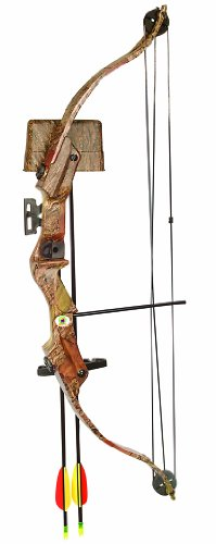 Arrow Precision Buck 25-Pounds Compound Archery Set