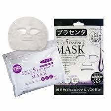 ピュア5Eマスク プラセンタ 30枚
