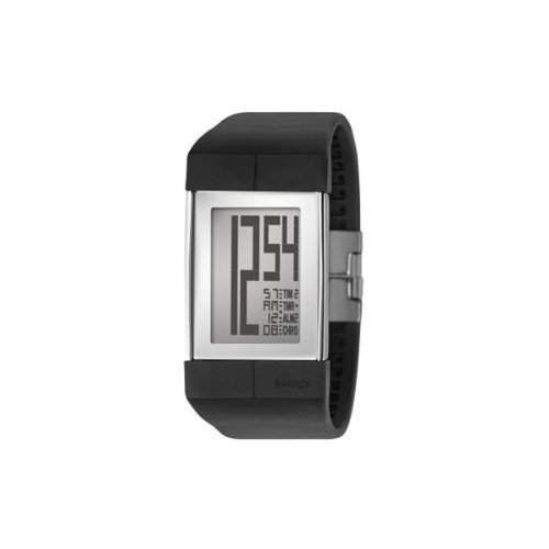 Philippe Starck Uhr GNTS SS DIG BLK PUNO PH1112
