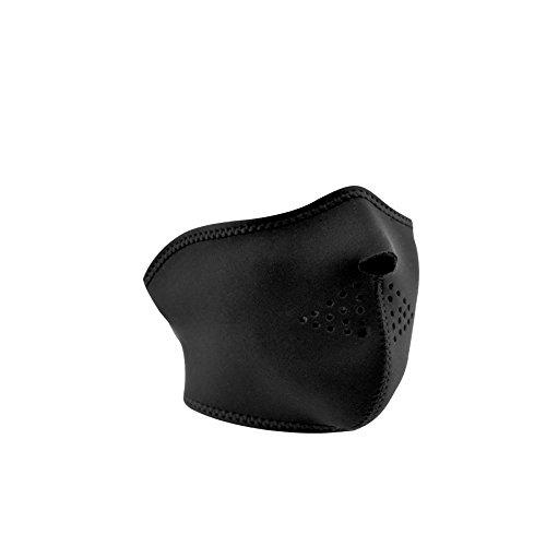 Balboa Wnfm114h Neoprene Half Mask Black WNFM114H